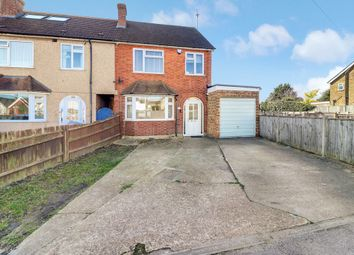 Thumbnail End terrace house to rent in School Road, Ashford