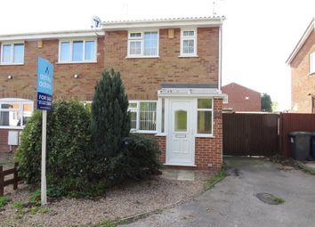Thumbnail 2 bedroom end terrace house for sale in Fairwood Drive, Alvaston, Derby