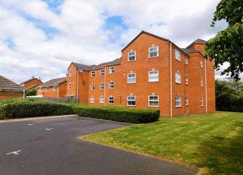 Thumbnail 1 bed flat for sale in Daurada Drive, Meadowcroft Park, Stafford