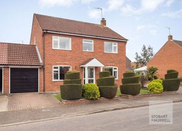Thumbnail 4 bed detached house for sale in Sir Williams Close, Aylsham, Norfolk