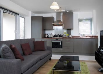 Thumbnail 1 bed flat to rent in Coutts Court, Whatman House, Wallwood Street, Poplar, UK