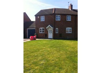 Thumbnail 3 bed semi-detached house to rent in 55 Oakham Drive, Wirral, Merseyside