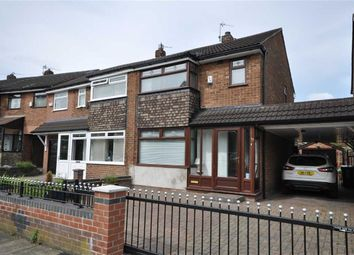 Thumbnail 3 bed semi-detached house for sale in Thompson Road, Denton, Manchester, Greater Manchester