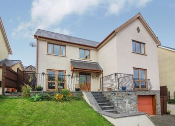 Thumbnail 4 bed detached house for sale in Beaconsfield, Gilwern, Abergavenny