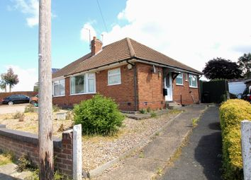 Thumbnail 2 bed semi-detached bungalow for sale in Winslow Drive, Wigston, Leicester