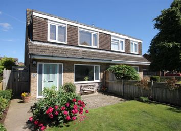 Thumbnail 3 bed semi-detached house for sale in Ashlands Close, Northallerton