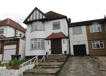 Thumbnail 4 bed detached house to rent in St Margarets Road, Edgware