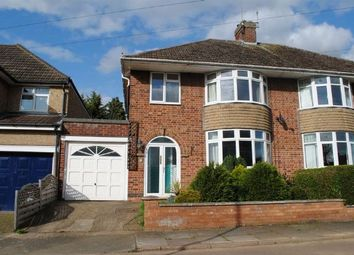 Thumbnail 3 bed semi-detached house for sale in Barons Way, Kingsthorpe Village, Northampton