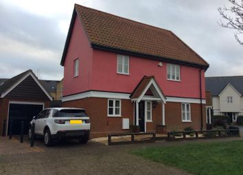 Thumbnail 2 bedroom semi-detached house to rent in Martinet Green, Ipswich