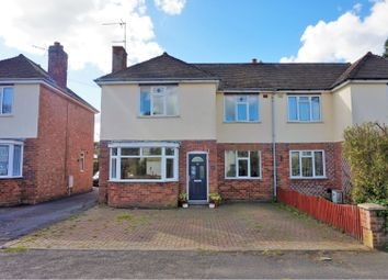 Thumbnail 4 bed semi-detached house for sale in Harvey Road, Rushden