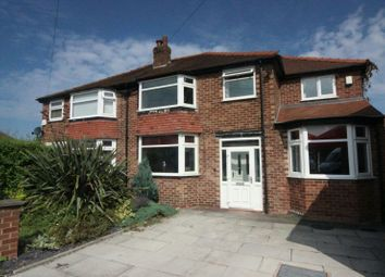Thumbnail 4 bed semi-detached house for sale in Lowton Road, Sale