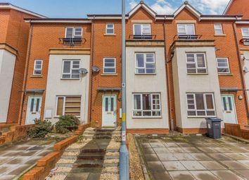 Thumbnail 4 bed town house for sale in Hospital Street, Erdington, Birmingham