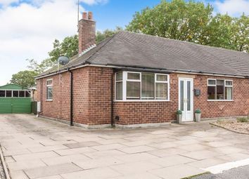Thumbnail 2 bed bungalow for sale in Abbotts Close, Congleton