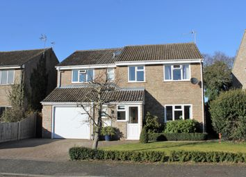 Thumbnail 4 bed detached house for sale in Kingfisher Crescent, Reydon, Southwold