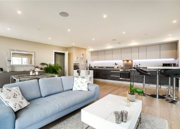 Thumbnail 3 bed flat for sale in Enterprise Way, Wandsworth, London