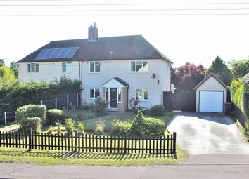 Thumbnail 3 bed semi-detached house for sale in Braintree Road, Felsted, Dunmow, Essex