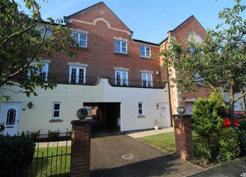 Thumbnail 3 bed town house for sale in Greenside, Cottam, Preston