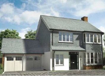 Thumbnail 4 bed detached house for sale in Hobbacott Lane, Marhamchurch, Bude