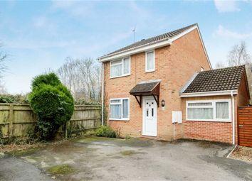 Thumbnail 3 bed detached house for sale in Lineacre Close, Grange Park, Swindon