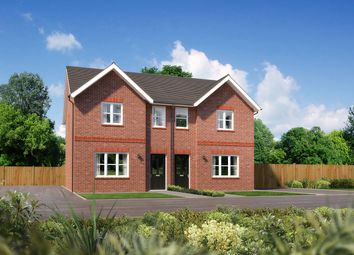 "Thumbnail 3 bed terraced house for sale in ""Argyll"" at Church Road, Warton, Preston"