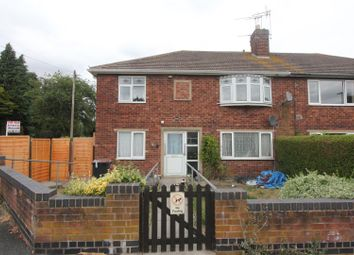 Thumbnail 2 bed flat for sale in Waterfall Way, Barwell, Leicester