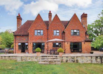 Hartfield Road, Cowden, Edenbridge TN8. 4 bed detached house for sale