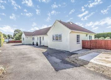 Thumbnail 4 bed detached bungalow for sale in Lacock Road, Showell, Chippenham