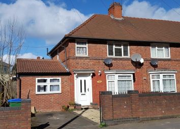 Thumbnail 4 bedroom semi-detached house for sale in Middlemore Rd, West Bromwich