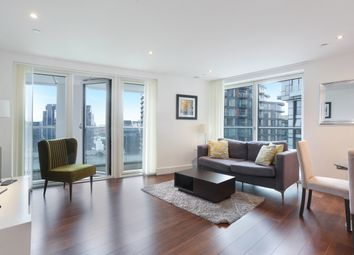 Thumbnail 2 bedroom flat to rent in Talisman Tower, Lincoln Plaza, Canary Wharf