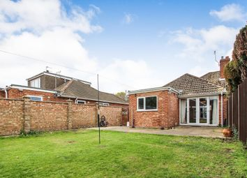 Thumbnail 3 bed semi-detached bungalow for sale in Thornham Road, Sprowston, Norwich