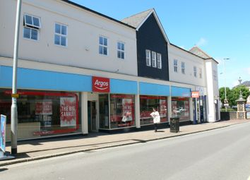 Thumbnail Retail premises to let in 1-3 Northgate House, High Street, Barnstaple, Devon