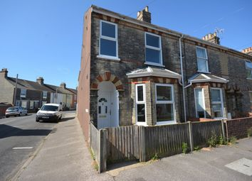 Thumbnail 3 bedroom terraced house for sale in Salisbury Road, Lowestoft
