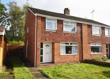Thumbnail 3 bed semi-detached house for sale in Bolle Road, Alton, Hampshire