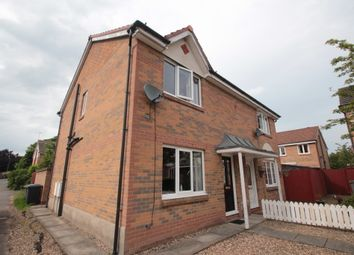 Thumbnail 3 bed semi-detached house for sale in Priestman Avenue, The Grove, Consett