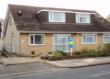 Thumbnail 4 bedroom semi-detached house to rent in Fulmar Road, Porthcawl