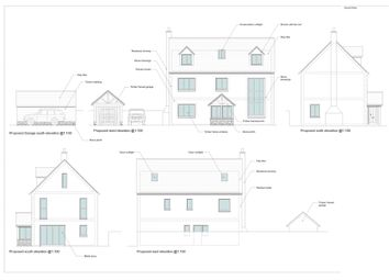 Thumbnail 5 bed detached house for sale in The Banks, Eastcombe, Stroud