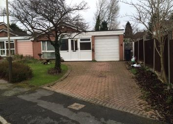 Thumbnail 3 bedroom bungalow to rent in Lindrick Drive, Leicester