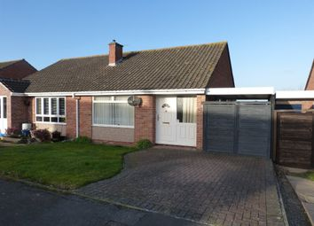 Thumbnail 2 bed semi-detached bungalow for sale in Wind Down Close, Bridgwater