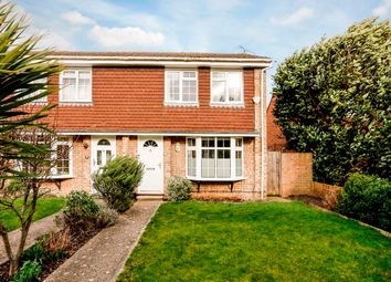 Thumbnail 2 bed terraced house for sale in Lyneham Gardens, Off Cranbrook Drive, Maidenhead