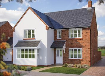 "Thumbnail 5 bed detached house for sale in ""The Arundel"" at Golden Nook Road, Cuddington, Northwich"
