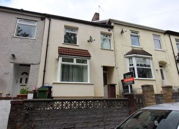 Thumbnail 3 bed terraced house to rent in Oakfield Road, Tredegar