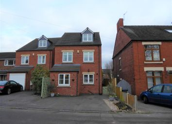 Thumbnail 3 bed detached house for sale in Rose Tree Lane, Newhall, Swadlincote
