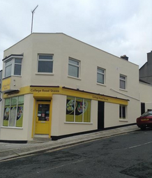 Thumbnail Retail premises for sale in 57 College Road, Plymouth