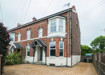 Thumbnail 6 bed semi-detached house for sale in Barrington Road, Altrincham