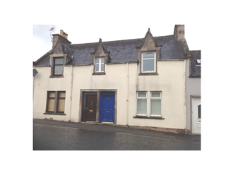 Thumbnail 2 bed terraced house for sale in Station Road, Keith
