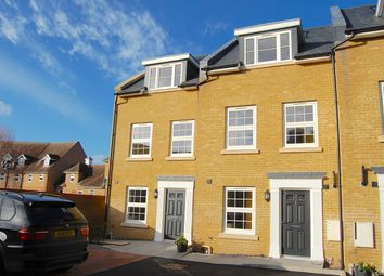 Thumbnail 4 bed town house for sale in Havelock Gardens, St Johns Street, Hertford