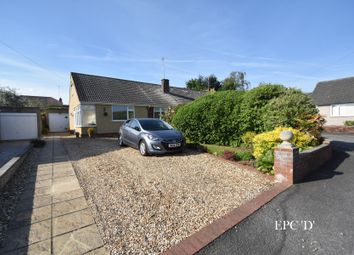 Thumbnail 2 bed bungalow for sale in Marsh Close, Winterbourne, Bristol