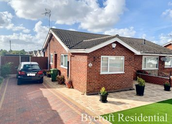 Thumbnail 2 bed semi-detached bungalow for sale in Thurne Way, Ormesby, Great Yarmouth