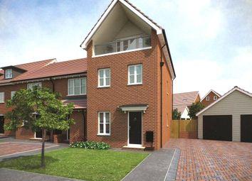Thumbnail 3 bed semi-detached house for sale in Plot 438 Eshton A Phase 4, Navigation Point, Cinder Lane, Castleford