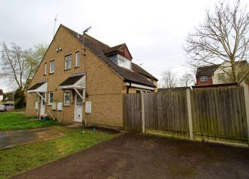 Thumbnail 1 bed terraced house for sale in Cleveland Close, Highwoods, Colchester